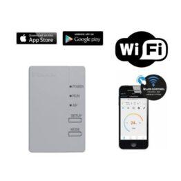 Bediening / WiFi / KNX