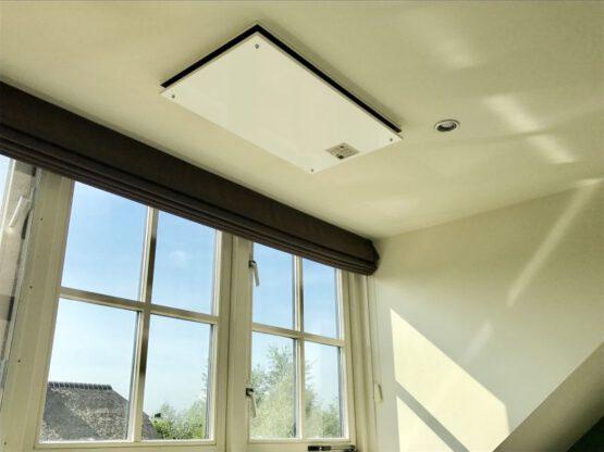 Minirooftop airco op dakkapel Greeuw airconditioning